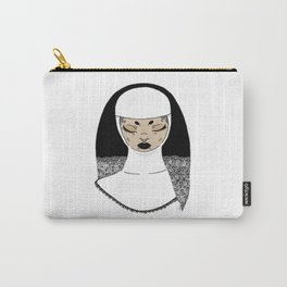 A Nun Carry-All Pouch