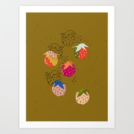 Little Magic Art Print