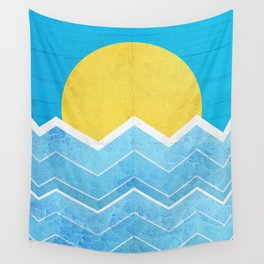 Summer Sea's Wall Tapestry
