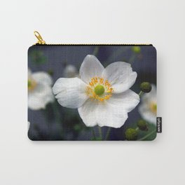 Japanese Windflowers Carry-All Pouch