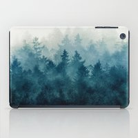 texture iPad Cases featuring The Heart Of My Heart // So Far From Home Edit by Tordis Kayma