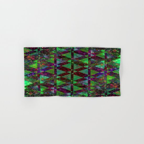 SIMPLY ABSTRACT Hand & Bath Towel