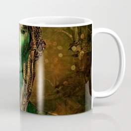 IN A SILENT WORLD OF FORGOTTEN DREAMS 003 Coffee Mug