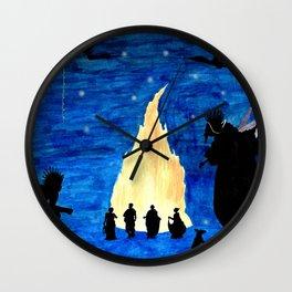 Another Midsummer Wall Clock