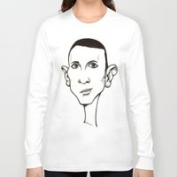 marc Long Sleeve T-shirts featuring Marc Almond, Soft Cell by Mr Shins