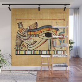 Egypt Nekhbet Eye Horus Wall Mural