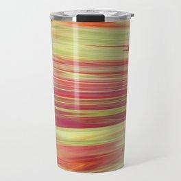 Landscape pattern Travel Mug
