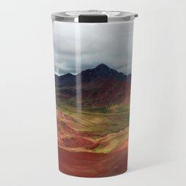 Red Valley Travel Mug