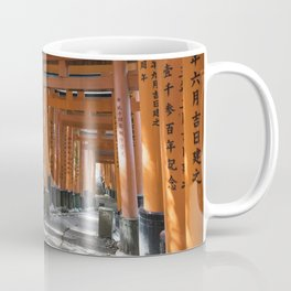 Fushimi Inari-taisha Shrine, Kyoto Coffee Mug