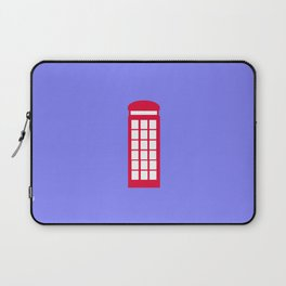phone booth Laptop Sleeve