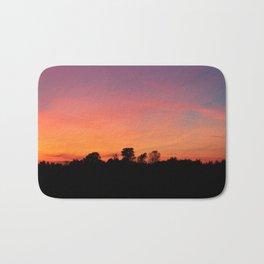 Sunset #2 Bath Mat