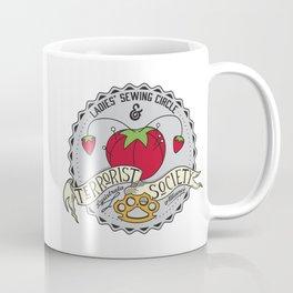 Ladies' Sewing Circle & Terrorist Society Coffee Mug