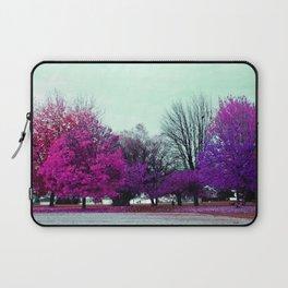 Skittle Trees Laptop Sleeve