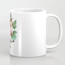 Rosefinches in Fig Tree Coffee Mug