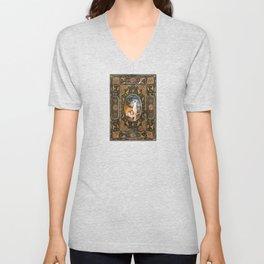 Gregorian Maiden Unisex V-Neck