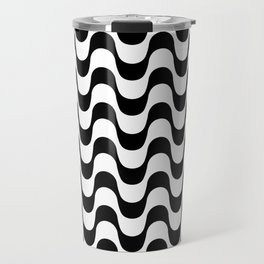 Copacabana sidewalk Travel Mug