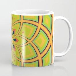 Spiral Rose Pattern D 4/4 Coffee Mug