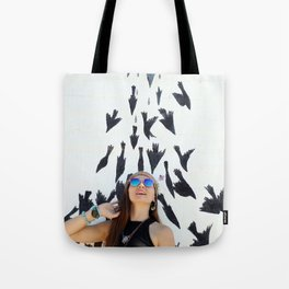 Bird Shower? Tote Bag