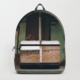 green doors Backpack