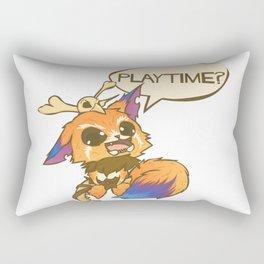 Gnar Rectangular Pillow