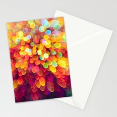 Light and Shimmer Stationery Cards