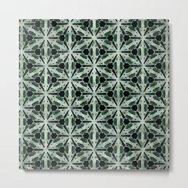 Below Patterns Metal Print