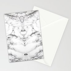 Marble BLCK Stationery Cards
