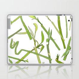 Scattered Bamboos Laptop & iPad Skin