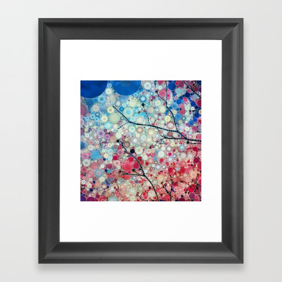 Positive Energy 2 Framed Art Print