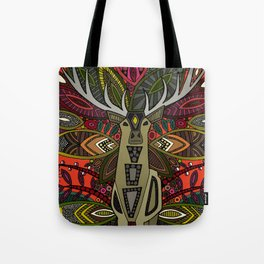 woodland prince fire orange Tote Bag