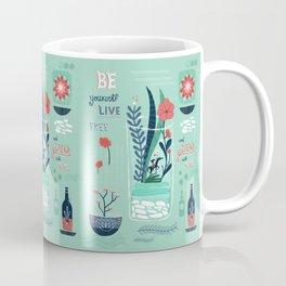 My Blue Dream Coffee Mug