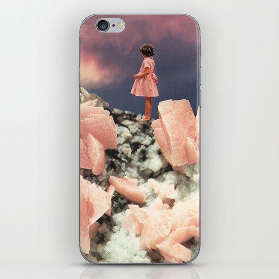 ROSE QUARTZ iPhone & iPod Skin