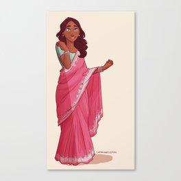 Connie Canvas Print