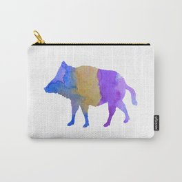 Wild boar Carry-All Pouch