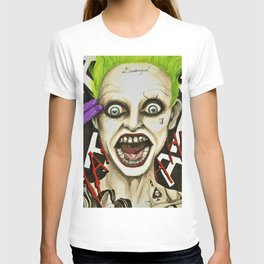 The Joker Suicide Squad T-shirt