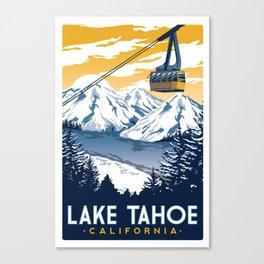 lake tahoe california Canvas Print