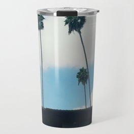 Anaheim Palm Trees Travel Mug