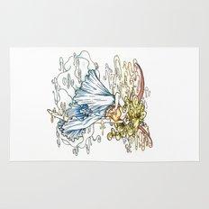 Elemental series - Air Rug