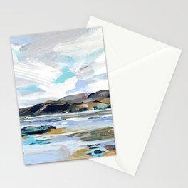 Those Lazy Days of Summer - Acrylic Landscape Stationery Cards