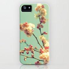 Blossom Slim Case iPhone (5, 5s)