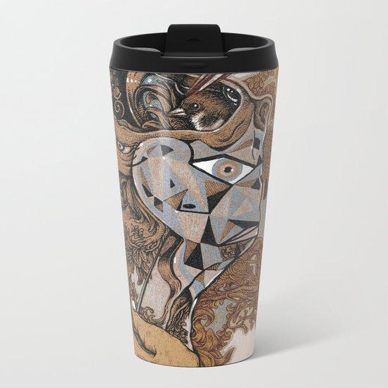 HIM Metal Travel Mug