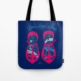 MAGIC SHOES Tote Bag