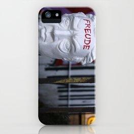 Freude iPhone Case