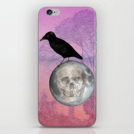 'Sit on my finger, sing in my ear, O littleblood.' iPhone Skin