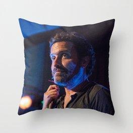 Rob Benedict - Supernat-A-Looza 2016 Throw Pillow