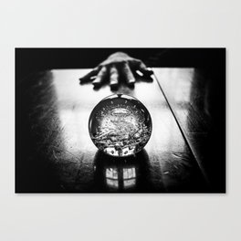 my own private universe Canvas Print