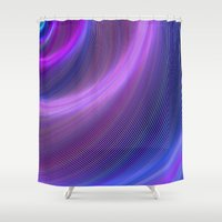 storm Shower Curtains featuring Storm by David Zydd