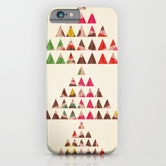 There Will Always Be Mountains To Climb iPhone & iPod Case