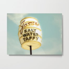 Taffy Metal Print