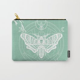 Witch Craft Mint Carry-All Pouch